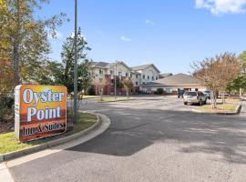 Oyster Point Inn & Suites, hotel in Newport News