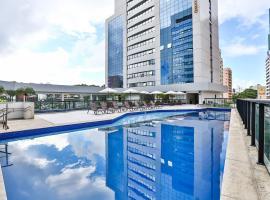 Quality Hotel São Salvador - Auditado e certificado pela Bureau Veritas, hotel near Bonfim Church, Salvador