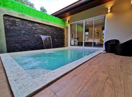 The Apex private pool villa Krabi, villa in Krabi