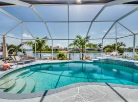 Villa Eyleen, holiday rental in Cape Coral
