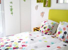 Appartement d'une chambre a Perols avec piscine partagee terrasse amenagee et WiFi a 1 km de la plage, family hotel in Pérols