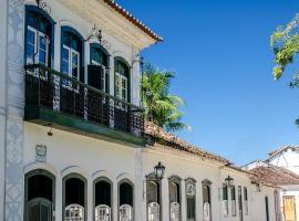 Pousada da Marquesa, hotel in Paraty