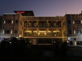 Hotel Indira Nikunj, מלון ברישיקש