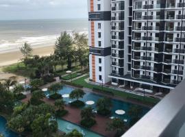 V Timur Bay Residence Seaview 2BDR, apartment in Kuantan