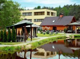 Z/S Sillakas, hotel in Liepa