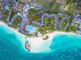 LUX* Belle Mare Resort & Villas, boutique hotel in Belle Mare