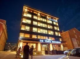 Nomado Boutique Hotel, hotel in Ulaanbaatar