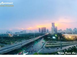 Hanoi D'Capitale Condominium - A Romantic Getaway, apartment in Hanoi