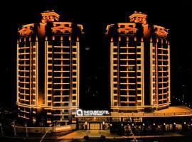 The QUBE Hotel & Suite Vientiane, hotel en Vientián