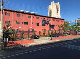 Shafira Hotel, hotel em Limeira