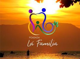 Pousada La Familia, guest house in Marechal Deodoro