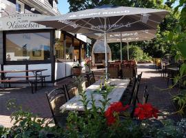 Hotel Restaurant Landgasthof Zum Hauschen, отель в городе Рёсрат