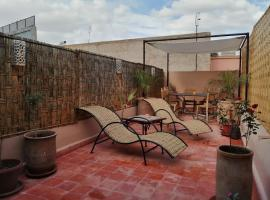 Riad El Maada, apartment in Marrakesh