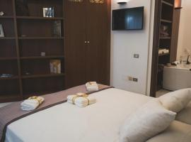 DREAM HOUSE 2F, hotel with jacuzzis in Cagliari