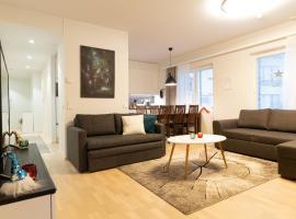 Apartment Loimu C75, loma-asunto Rovaniemellä
