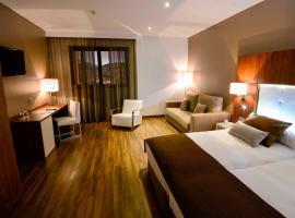 Gran Hotel Botánicos, hotel in Teruel