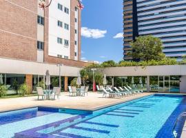 Iu-á Hotel, hotel with pools in Juazeiro do Norte