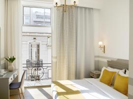 Hotel Luxembourg, отель в Салониках