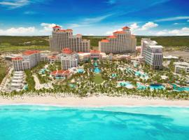 Grand Hyatt Baha Mar, hotell i Nassau