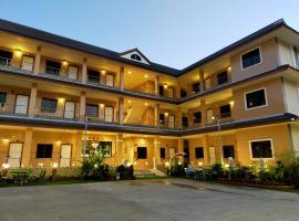 โรงแรมพูนสุข Phunsuk Hotel, hotel in Tak