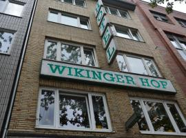 Hotel Wikinger Hof, homestay in Hamburg