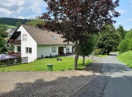 Ferienwohnung Birgit, apartment in Winterberg