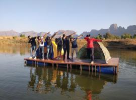 Kurungwadi Camping with Adventure Activity, campsite in Igatpuri