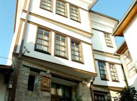Villa St. Sofija, hotel in Ohrid