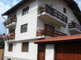 Самостоятелни стаи Въчин , пансион със закуска в Банско