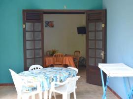 Maison d'une chambre a Les Anses d'Arlet avec terrasse amenagee et WiFi, Villa in Les Anses-d'Arlets
