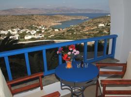 Aiolos Hotel, ξενοδοχείο κοντά σε Μονή Αγίου Ιωάννη, Ηρακλειά