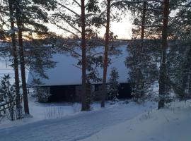 Alppihimos Cottage, hotelli kohteessa Jämsä lähellä maamerkkiä Himoksen matkailukeskus