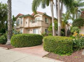 WanderJaunt - Pacific Beach Townhomes, vacation home in San Diego