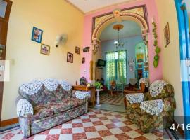 Casa Colonial 1830 Justi, bed and breakfast a L'Havana