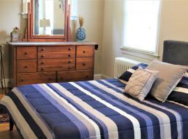 Master Bedroom-Private Bath, Washington DC, homestay in Washington, D.C.