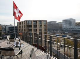 Boutique Hotel Josef, hotel in Zürich