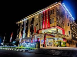 Grand Parama Hotel, hotel di Tanjungredep