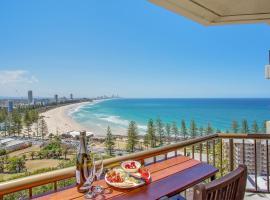Gemini Court Holiday Apartments, hotel near Burleigh Head National Park, Gold Coast