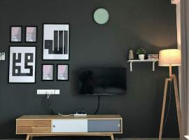Irlanda Casa Kayangan Apmt Meru Ipoh 3min to MAPS, apartment in Kampong Chepor