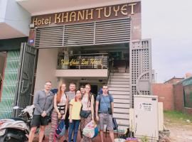 Khách sạn Khánh Tuyết, khách sạn ở Quy Nhơn