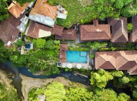 Ani's Villas, hotel near Blanco Museum, Ubud