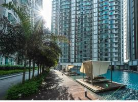 Exclusive Homestay at Central Residence, Kuala Lumpur,吉隆坡的飯店