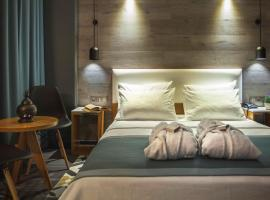 Hotel Cura, отель рядом с аэропортом Canakkale Airport - CKZ
