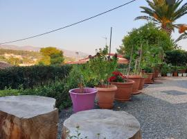 Vaso's country house near the beach and airport, hotel in Porto Rafti