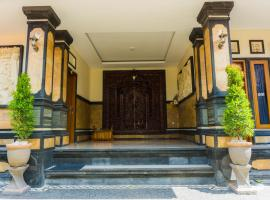 Cakra House, guest house in Denpasar
