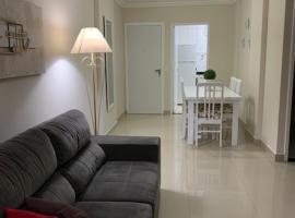 Apartamento Aconchegante com o Pé na Areia, apartment in Balneário Camboriú