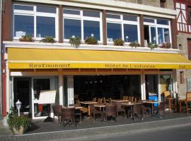 Hôtel restaurant l'Estuaire Tréguier, hotel in Tréguier