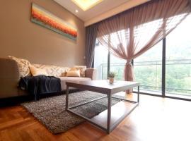 OwnAstay Vista Residences @ Genting Highlands, apartment in Genting Highlands