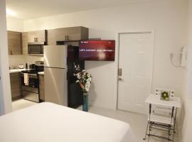 Miami Designer Studio in the Upper East-Side #1, apartment in Miami