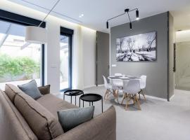 Teanna Lux Apartments, apartman u Beogradu